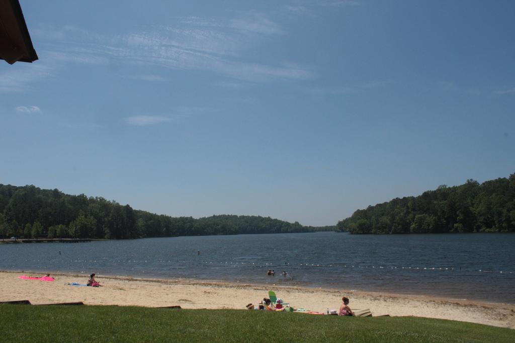 Lake Lurleen State Park Beach