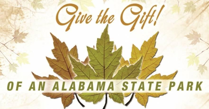 Lakepoint State Park Alabama Gift Card